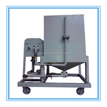 hot-selling 2015 fabric free portable waste gear oil regeneration system