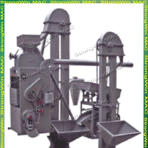 Zaccaria Rice Milling Machine Zaccaria Rice Milling Machine