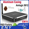 Kodi Fully Load Quad Core Google TV Box Amlogic S812 Android Smart TV with Root Access