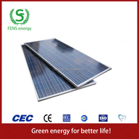 Good quality 140w TUV/CE/IEC/MCS Approved Poly-Crystalline Solar Panel ,On Grid Solar Panel