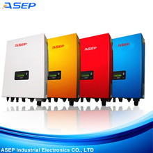 3KW Single Phase Double Channel Solar Panel Inverter Price
