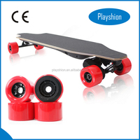 Hot selling electric long skateboard with ABEC 9 skate bearing