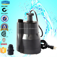 Thermoplastic Utility Pumps with CSA certification -small submersible water pump price