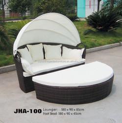 Guangdong outdoor furniture outdoor longer bed