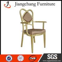Manufacturers Aluminum Arm Chair For Export JC-L312
