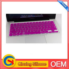 Updated special aluminum keyboard covers silicone for ipad mini