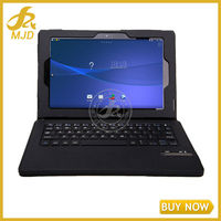 10.1 Inch Keyboard Cover For Sony Xperia Tablet Z 2nd Bluetooth Keyboard Case