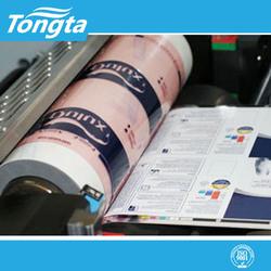 flexo printing usage polymer plate