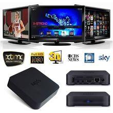 MXQ TV BOX Amlogic S805 Quad Core Android 4.4 Kitkat 4K 1GB 8GB XBMC WIFI Airplay Miracast 3D UI pre-install xbmc