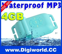 Hot Sale 4GB IPX8 Waterproof MP3 Player Best for Swimming Or Diving