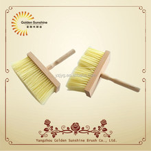 2015 new tampico fiber ceiling fan cleaning brush wooden brush manufacturers wholesale