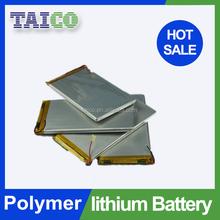 Storage 3.7v 900mah Li-ion Polymer Battery for Digital Product