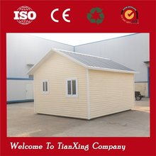 Light frame steel building cost of warehouse construction refugee camp prefab house shelter