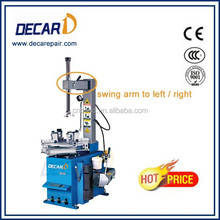 Direct sale automatic motorcycle tire changer for tire repair