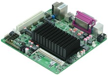 Intel ATOM N2800 Motherboard with 6 COM Motherboards ,Mini ITX SDH25_28 with LVDS mainboard