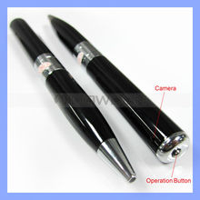 Multi function hidden camera pen