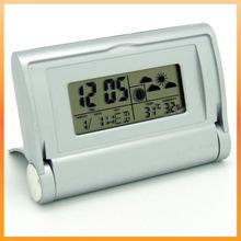 weather forecast clock