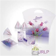 Clear PVC plastic Wedding Favor Box Gift Box For Candy Packing