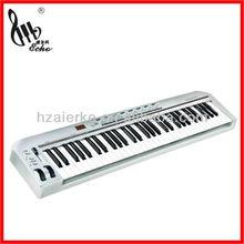 61 key USB MIDI keyboard controller