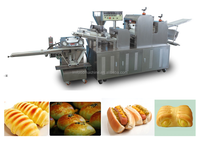 LHSM-11 new automatic burger machines for sale