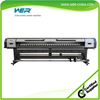 Top selling 3.2m with 2 dx5 heads WER-ES3202, eco solvent digital printer