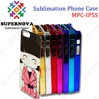 Sublimation Cellphone Case for iphone 5s