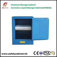Corrosive Chemicals Storage Cabinet for Laboratory Corrosive Liquid, weak acid and alkali