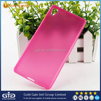 China Hot Sell Water Cute TPU Case For Xperia Z4