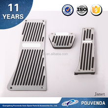 Accelerator and Brake Pedal Auto Accessories For BMW X5 E70 2007+ From Pouvenda