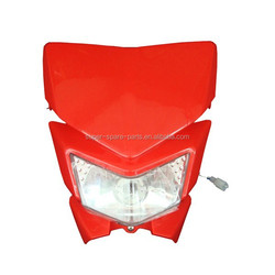 hot selling made in China dirt pit bike off road bike headlight