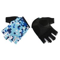 Monton Half Finger Bicycle Gloves Custom Padded Bike Gloves