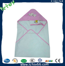 Top quality no toxic security muslin torganic baby blanket