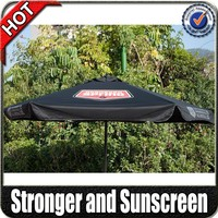 high quality outdoor windproof sun parts big garden umbrella for sale