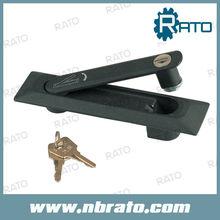 ms750 panel de gabinete de bloqueo con llave