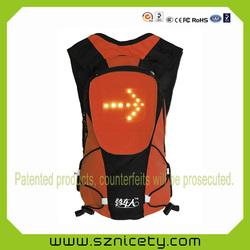 New design flashing led lights flashing led lights high visibility led jackets motorcycle YKBB-B0521Y