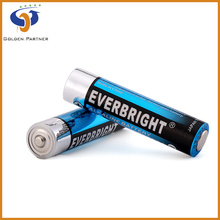 Long shelflife aaa lr03 am-4 1.5v non charge dry cell battery
