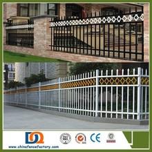 new arrival zinc steel fence