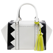 International famous brand designer genuine leather handbag fashion women handbag tote