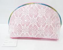 vinyl shiny PVC clutch cosmetic bags
