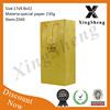 Factory price professional custom logo wholesale plastic wine bags