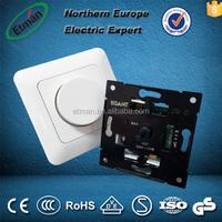 Dimmer switchesTrailing edge dimmer for halogen lights IP20 16A 250VAC 50Hz