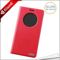 Real Leather Flip Case Cover For Asus Zenfone 6 With Many Colors