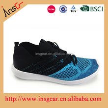 high quality flyknit upper sport shoes air