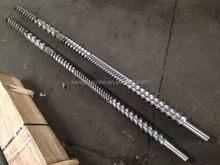 Economic unique parallel twin screw extruder granulator