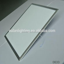 office lighting ultra thin led panel lamp 40 watt square led panel light