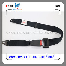 High quality European standard car back row seat belt used for bus and other Vehicles