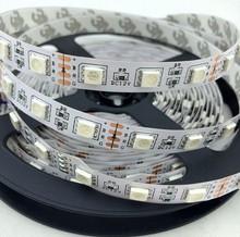 3M adhesive tape Waterproof flexible DC12V/24V 5050 3528 RGB 150 300 LED rope light for decoration