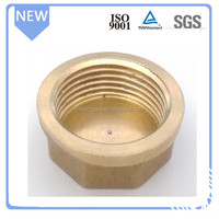 Plumbing pipes fittings copper/brass plug