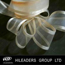 ORH682 Clothing Nylon Organza Ribbon Satin Edge