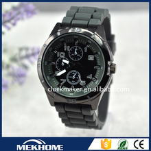2015 alibaba fashion cheap custom watch man with stainless steel case back